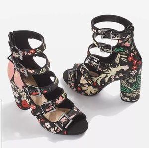 NEW Topshop ROBIN Multi Strap Sandals